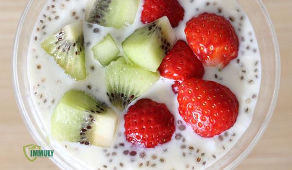 5 cách chế biến hạt Chia Úc cho bé thích mê