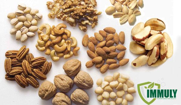 Hạt dinh dưỡng Supernut